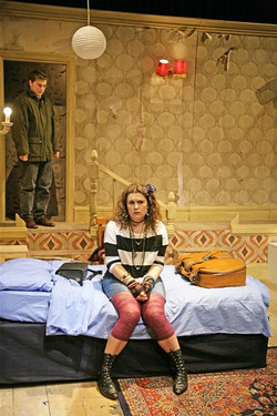 Taking Steps - Tricycle Theatre