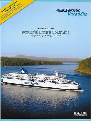 BC Ferries Vacations Brochure