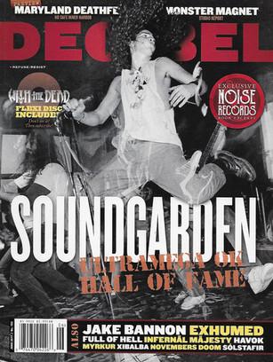 Soundgarden Cover Story
