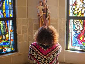 Parishioner Spotlight: Finding St. Joseph