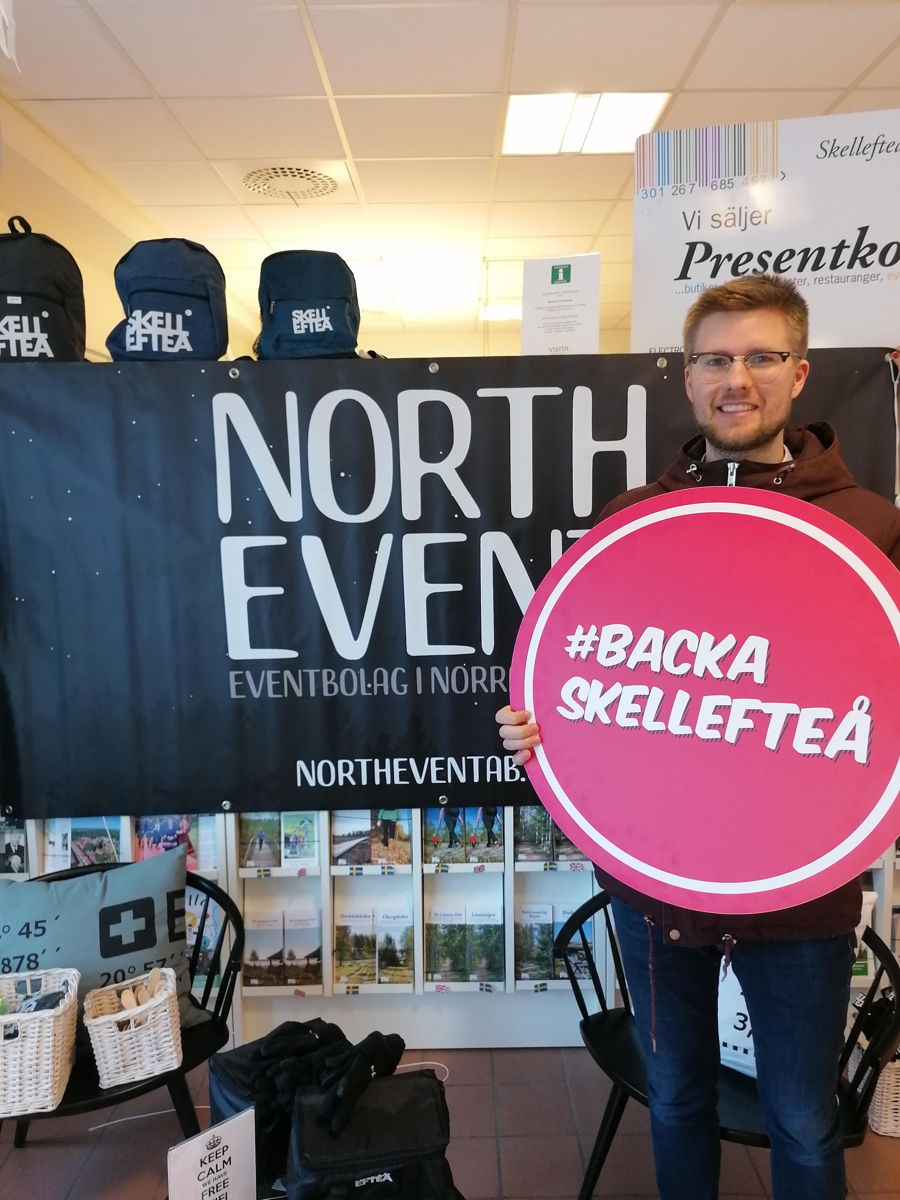 Backa Skellefteå - Backa Northevent