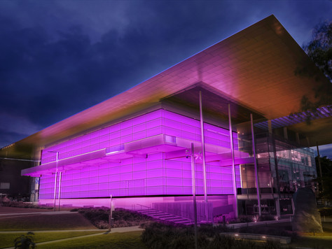 James Turrell To Light Up BrisbaneWith New QAGOMA Facade Commission