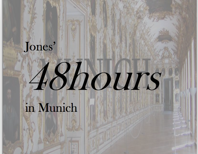 An Art Lovers Guide To Holidaying in Munich