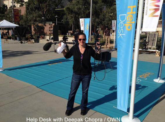 Help Desk with Deepak Chopra / OWN