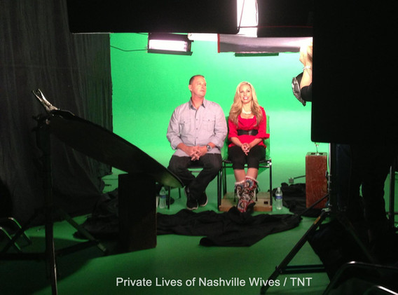 Private Lives of Nashville Wives / TNT