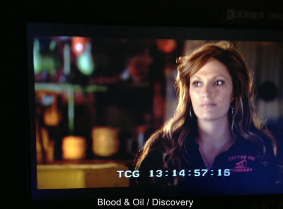Blood & Oil / Discovery