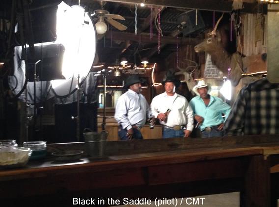 Black in the Saddle (pilot) / CMT