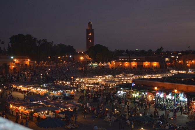Remember Morocco