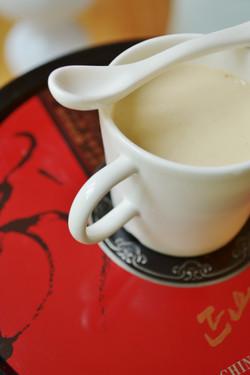 Black Tea Panna Cotta