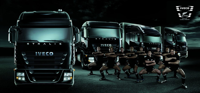IVECO & ALL BLACKS