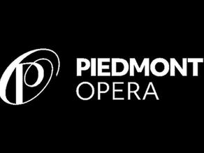 Piedmont Opera Announces 2021-2022 Season