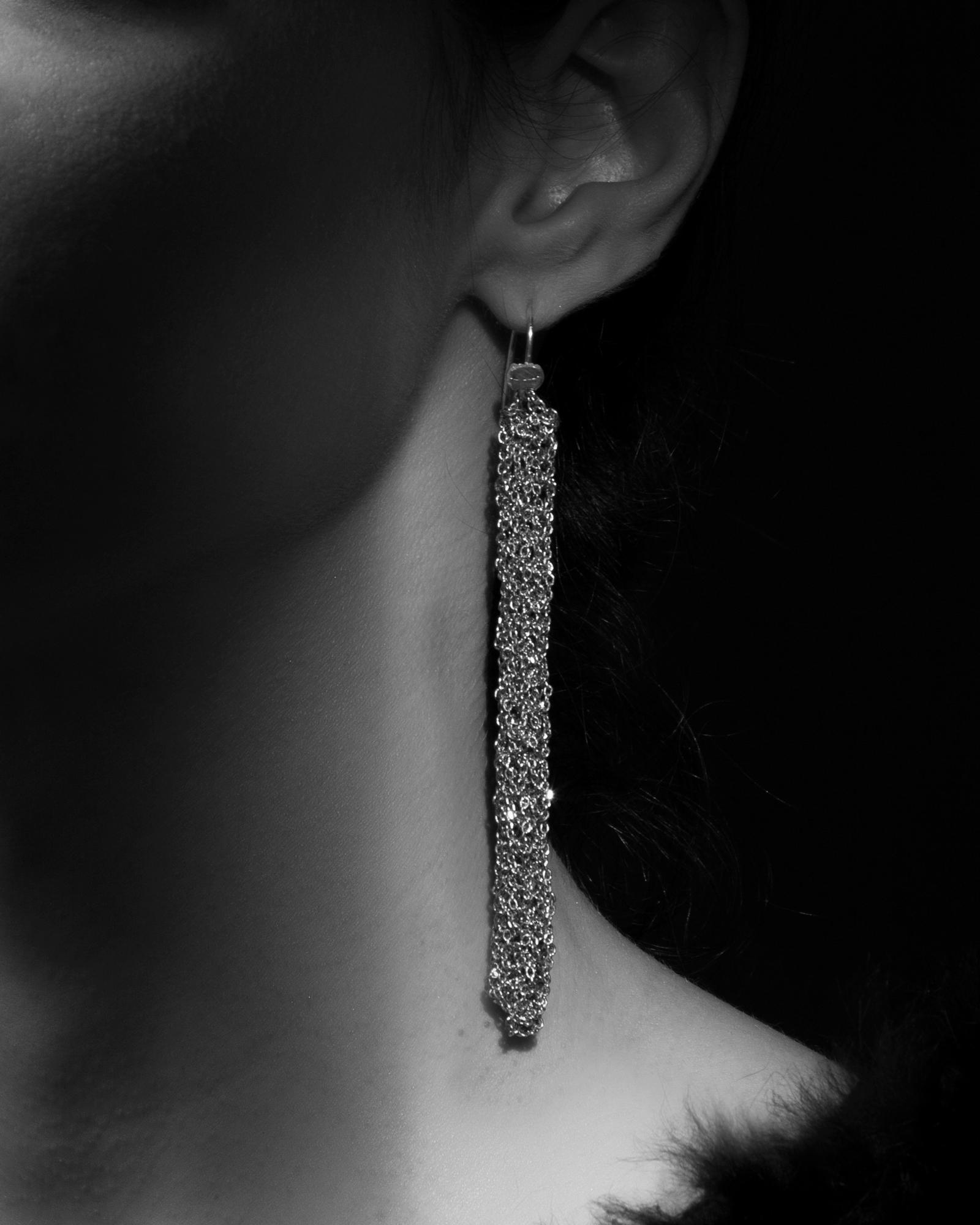 tricot-orecchini