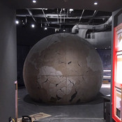 Concrete Globe Theatre - Harry S. Truman Museum