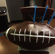 Oversized Football Bagpipes (Cats the Musical)