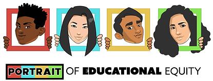 2021 Portrait of Educational Equity logo