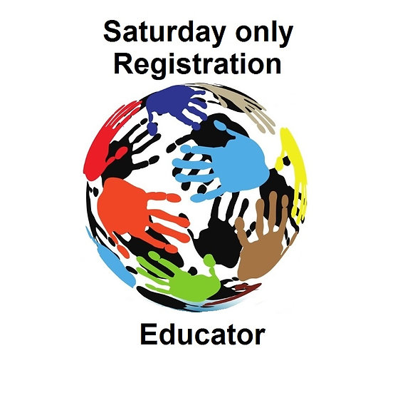 2017 Conference Sat-only Registration - Educator