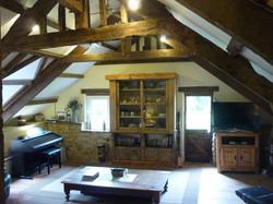 Main House upstairs lounge