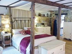 Main House master bedroom