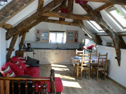 Coverted Barn open plan