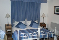 Converted Barn main bedroom