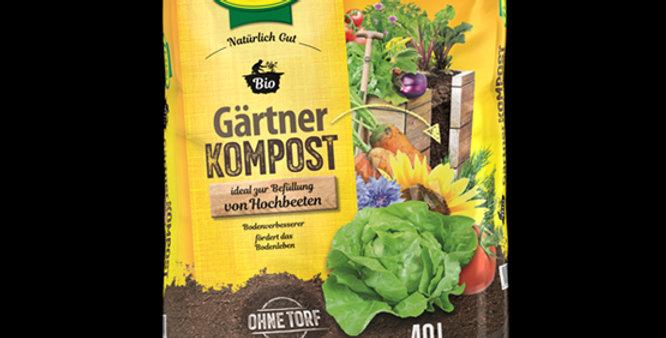 Frux Bio Gärtner-Kompost 40l