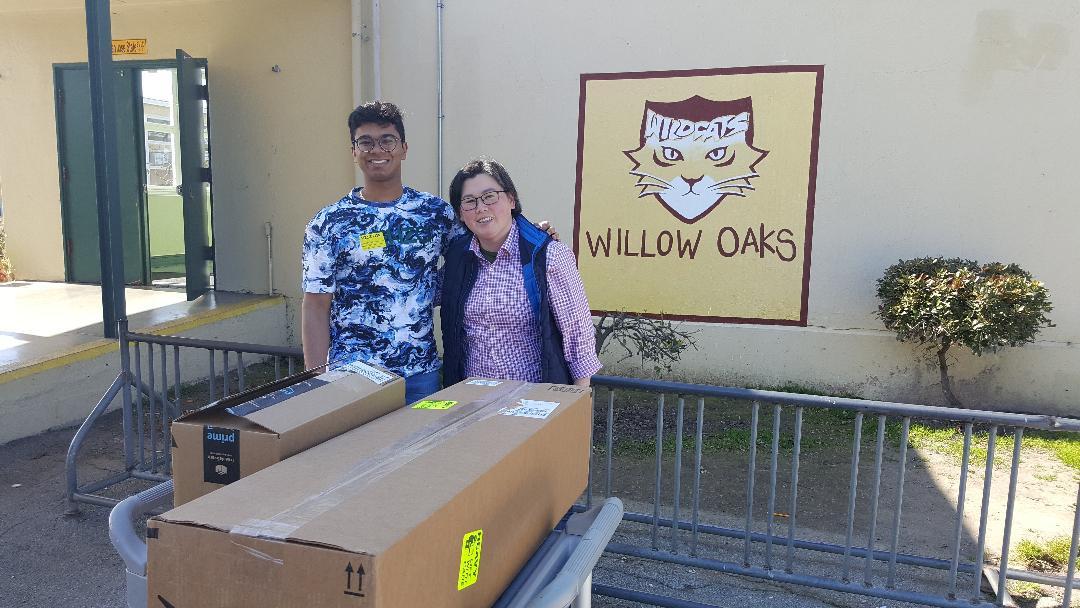 Willow Oaks Elementary School, Menlo Park, CA