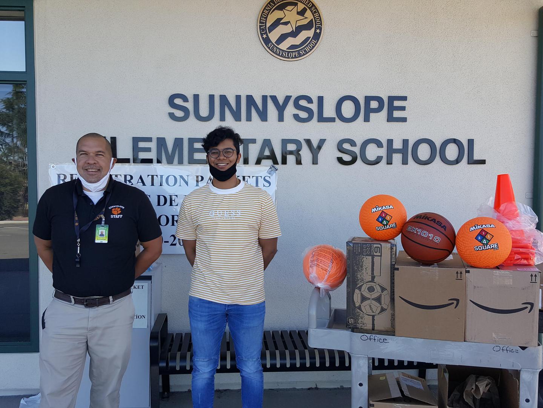 Sunnyslope Elementary School, Hollister, CA