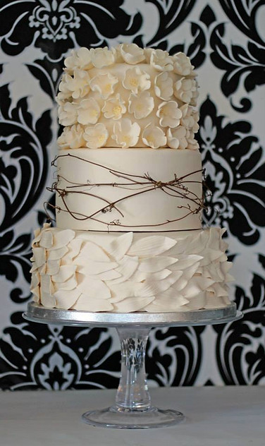 Wedding Cakes made in Calgary