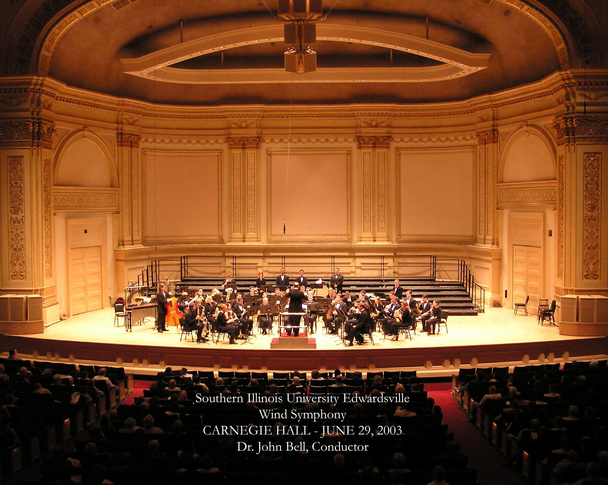 Carnegie Hall 8x10 with text