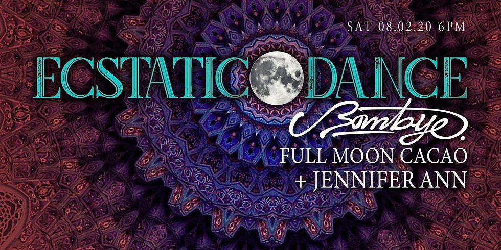 ✦ Ecstatic Dance Cologne / Bombye + Full Moon Cacao