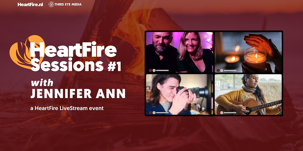 HeartFire Sessions #1 with Jennifer Ann |