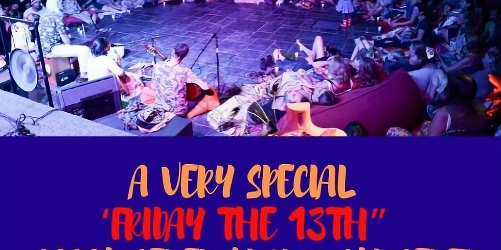"""VERY SPECIAL 'FRIDAY THE 13TH"""" CACAO CEREMONY & CONCERT"""