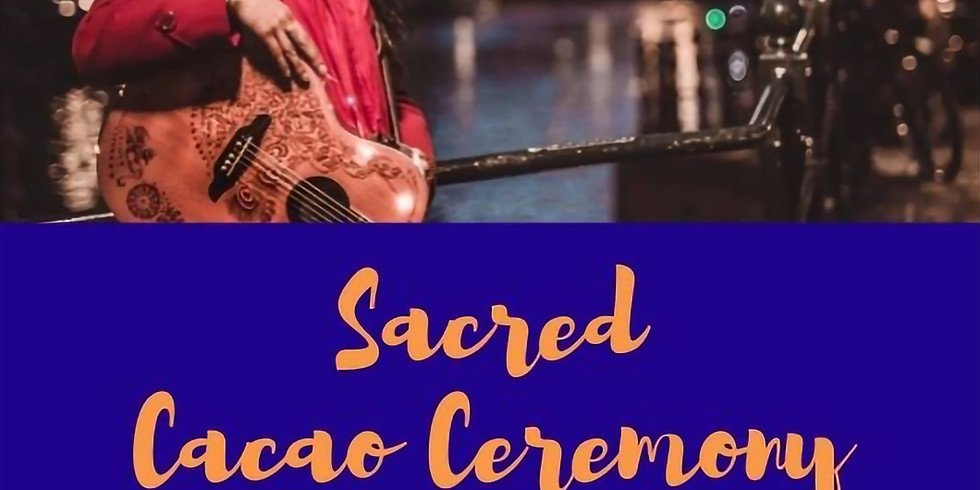 Cacao Ceremony// A journey of the heart and soul