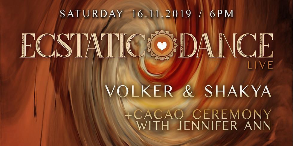 Ecstatic Dance-Live // Cologne ( + Cacao)