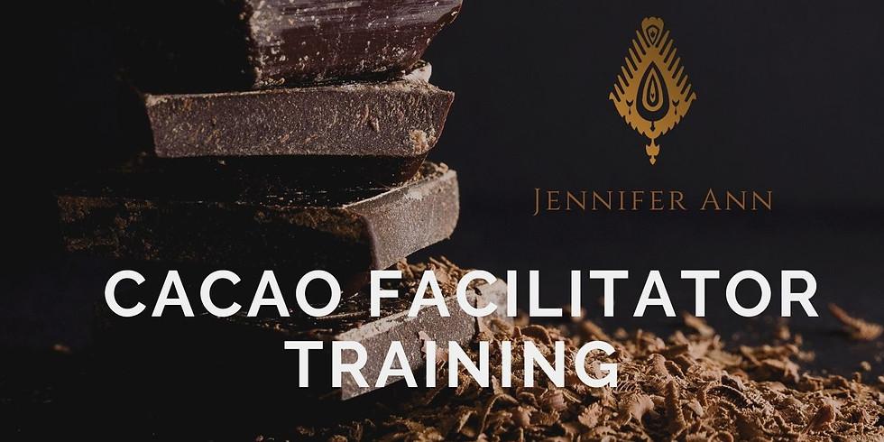 Cacao Facilitator Training #2 Tuesday