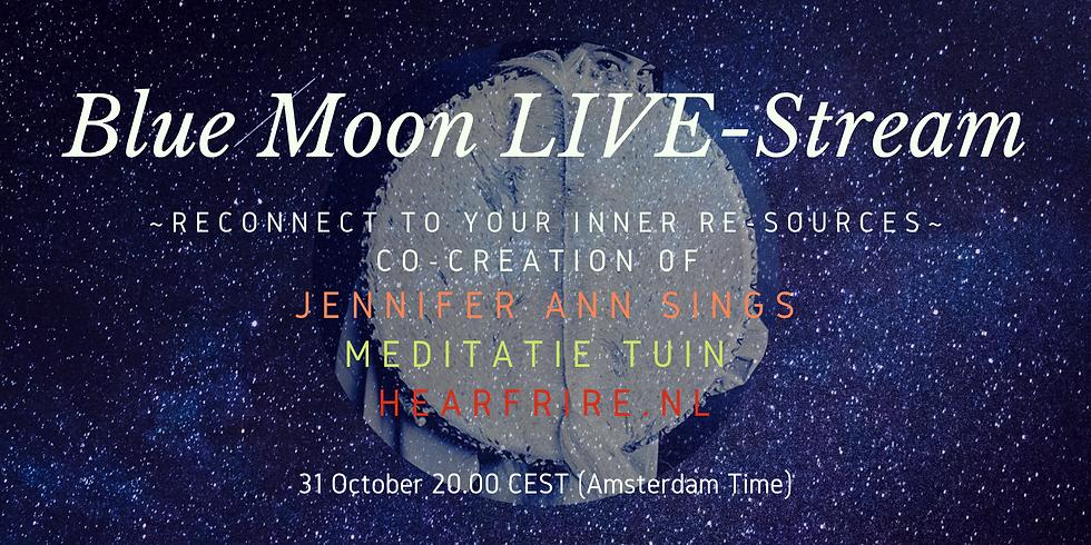 FREE Blue Moon LIVE-Stream
