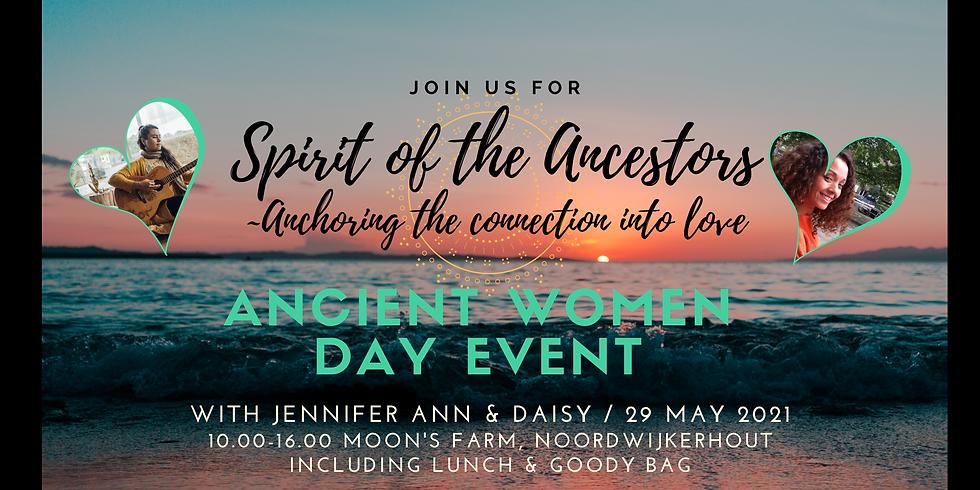 ANCIENT WOMEN: Spirit of the Ancestors