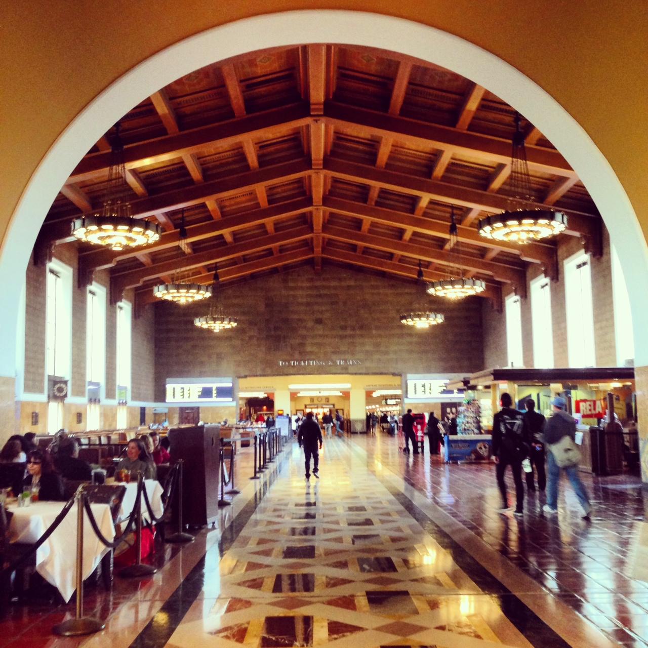 DTLA Union Station