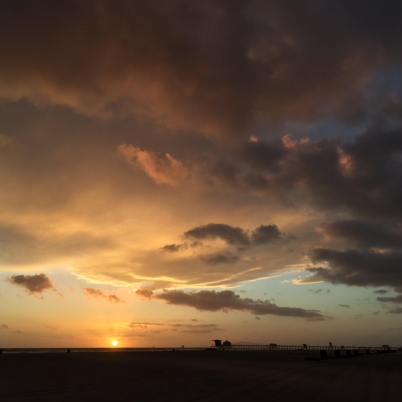 Huntington Beach Sky