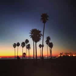Alamitos Beach sunrise