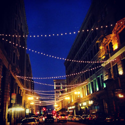 Spring Street Lights