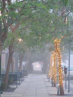 Grand Avenue, downtown LA