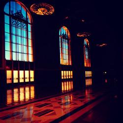 Nighttime Union Station