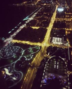 90 Floors High