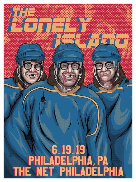 LonelyIsland- Met Philadelphia