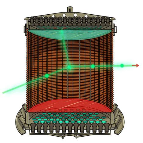 Popular Science- Dark Matter Machine