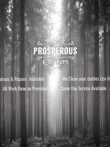 Prosperous Cleaners