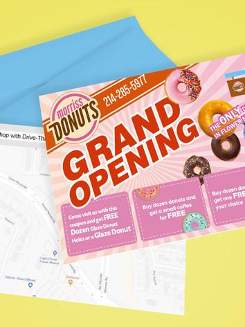 Moriss Donuts