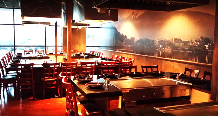 Tokyo Samurai Sushi Hibachi Bar