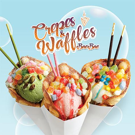 Crepes & Waffles Bae Bae